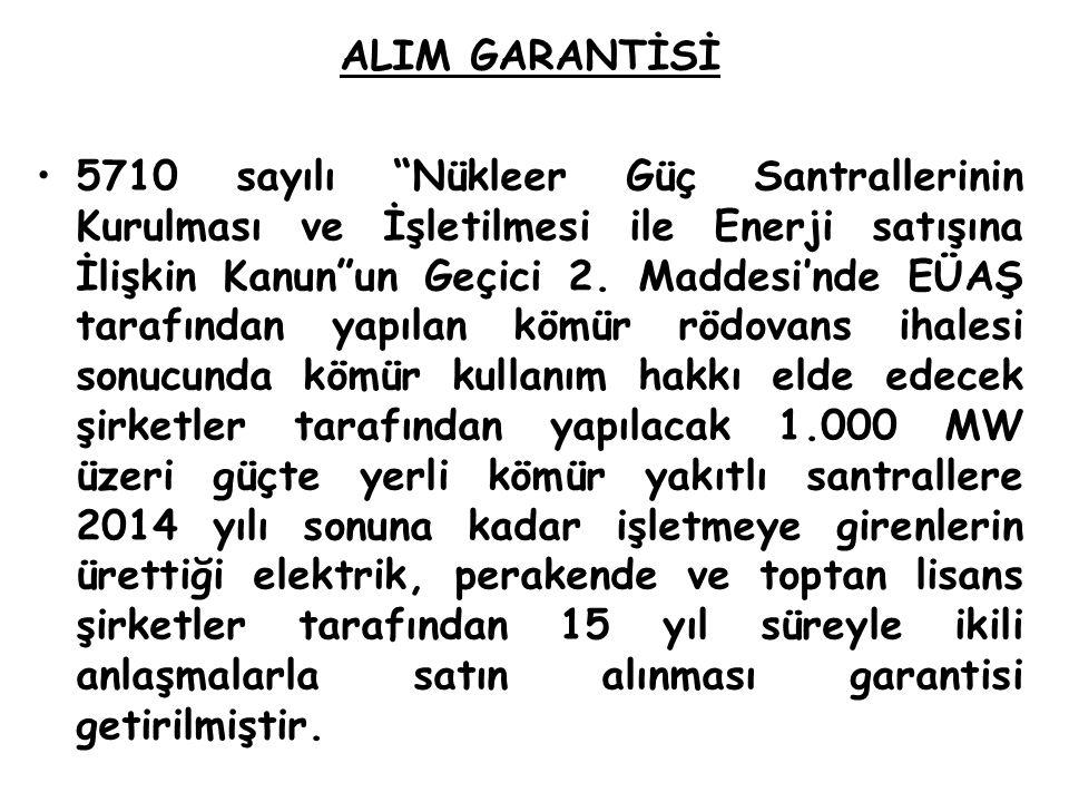 ALIM GARANTİSİ