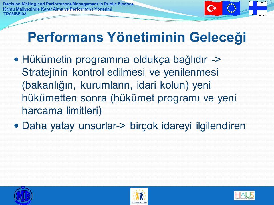 Performans Yönetiminin Geleceği