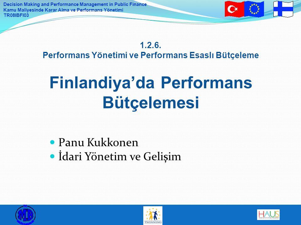 Panu Kukkonen İdari Yönetim ve Gelişim