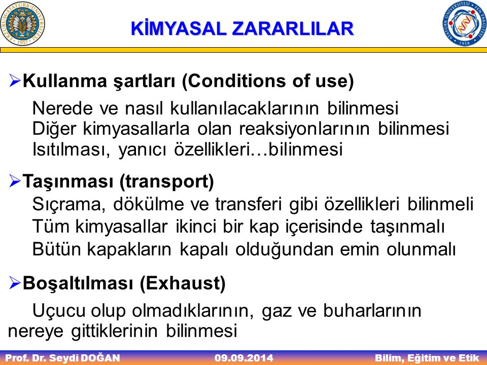Kullanma şartları (Conditions of use)