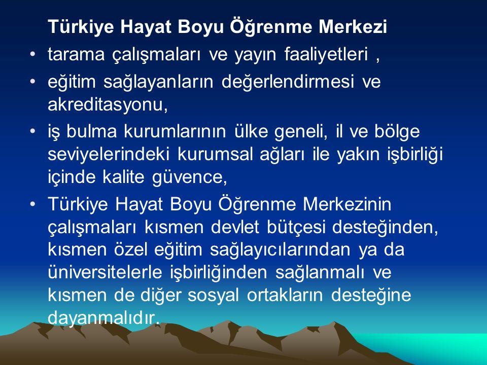 Türkiye Hayat Boyu Öğrenme Merkezi