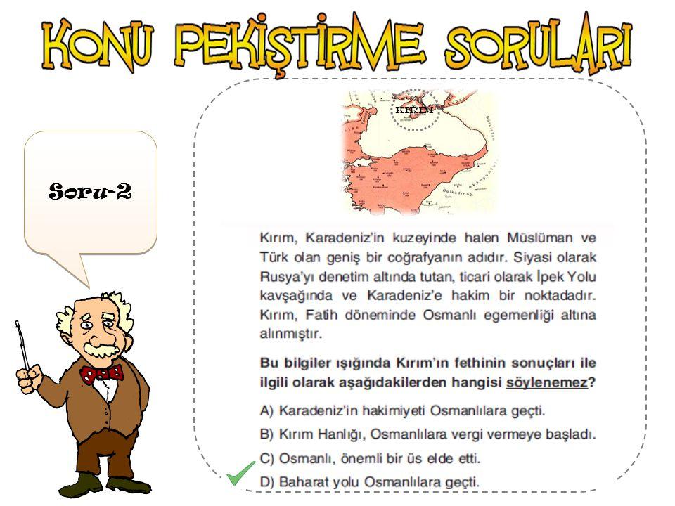 Kırım Soru-2