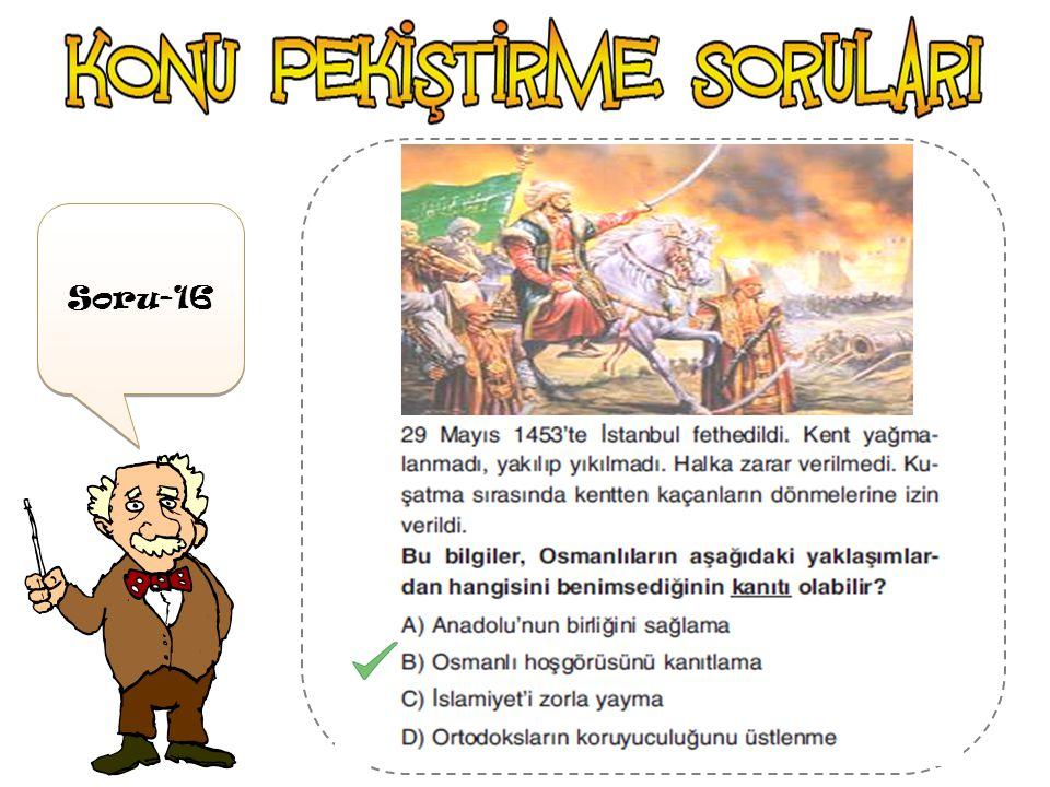 Soru-16