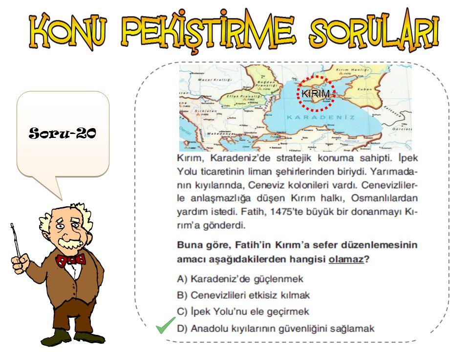 KIRIM Soru-20