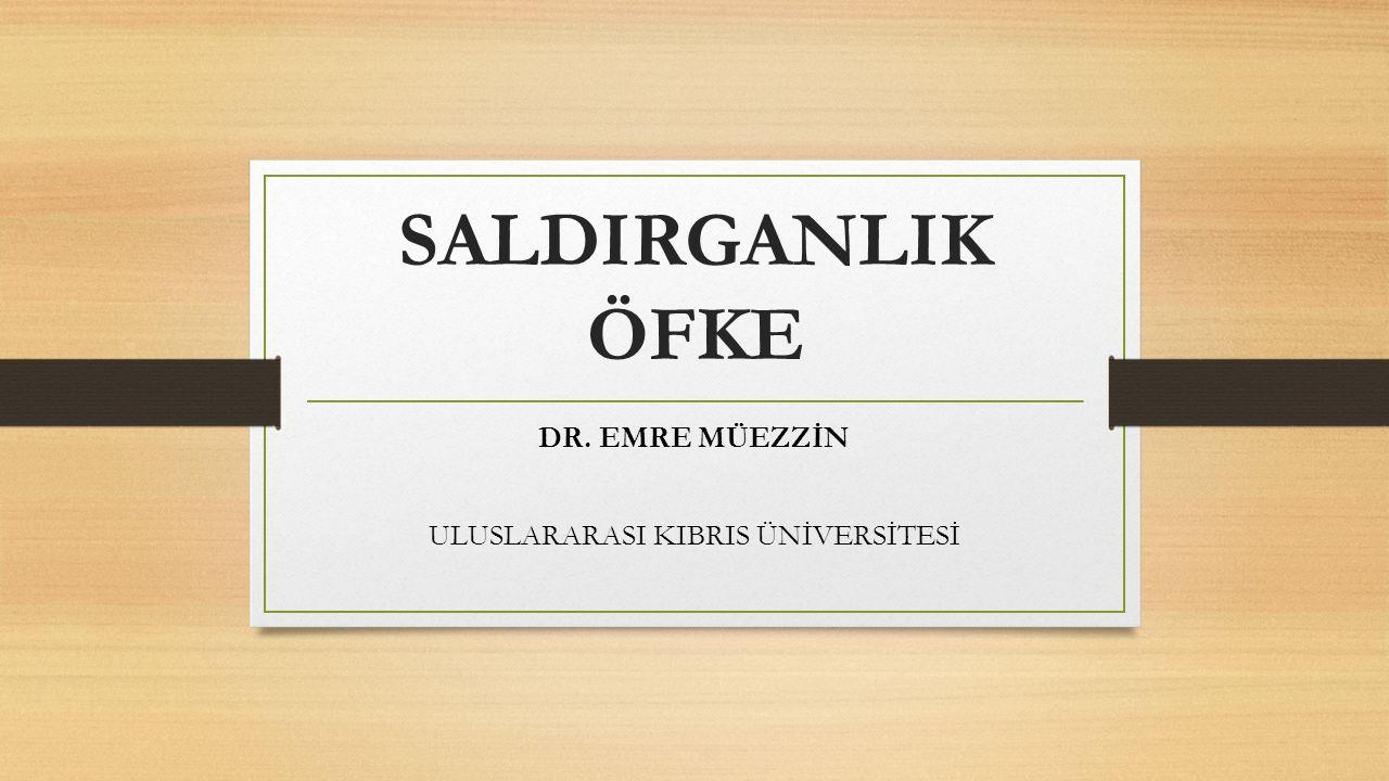 DR. EMRE MÜEZZİN ULUSLARARASI KIBRIS ÜNİVERSİTESİ