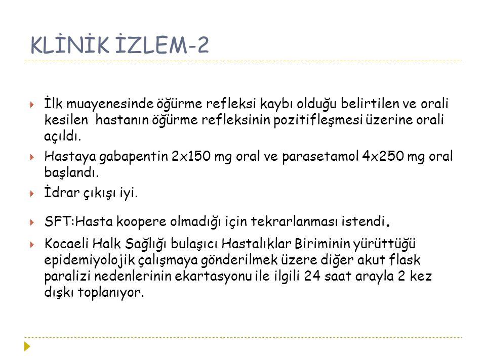 KLİNİK İZLEM-2