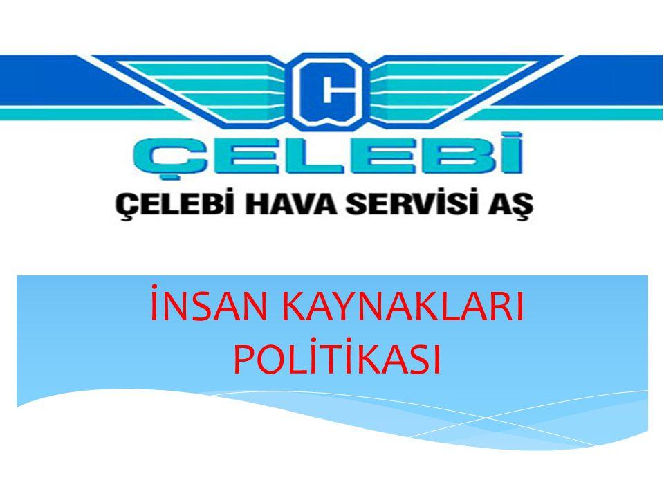 İNSAN KAYNAKLARI POLİTİKASI