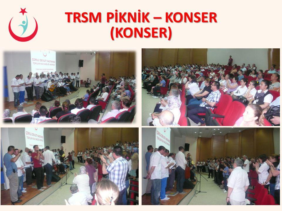 TRSM PİKNİK – KONSER (KONSER)