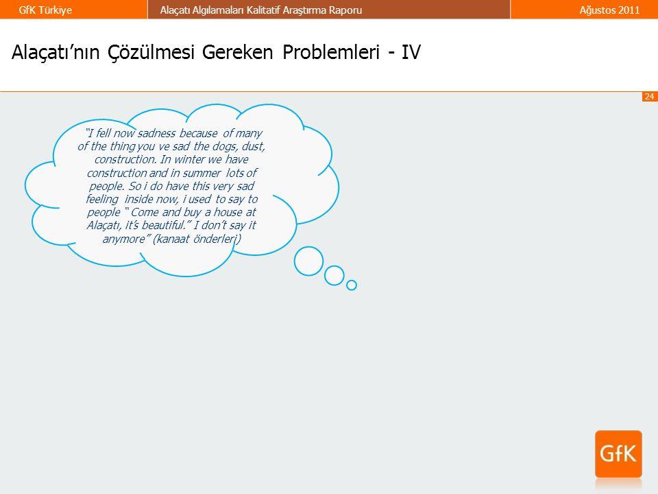 Alaçatı'nın Çözülmesi Gereken Problemleri - IV