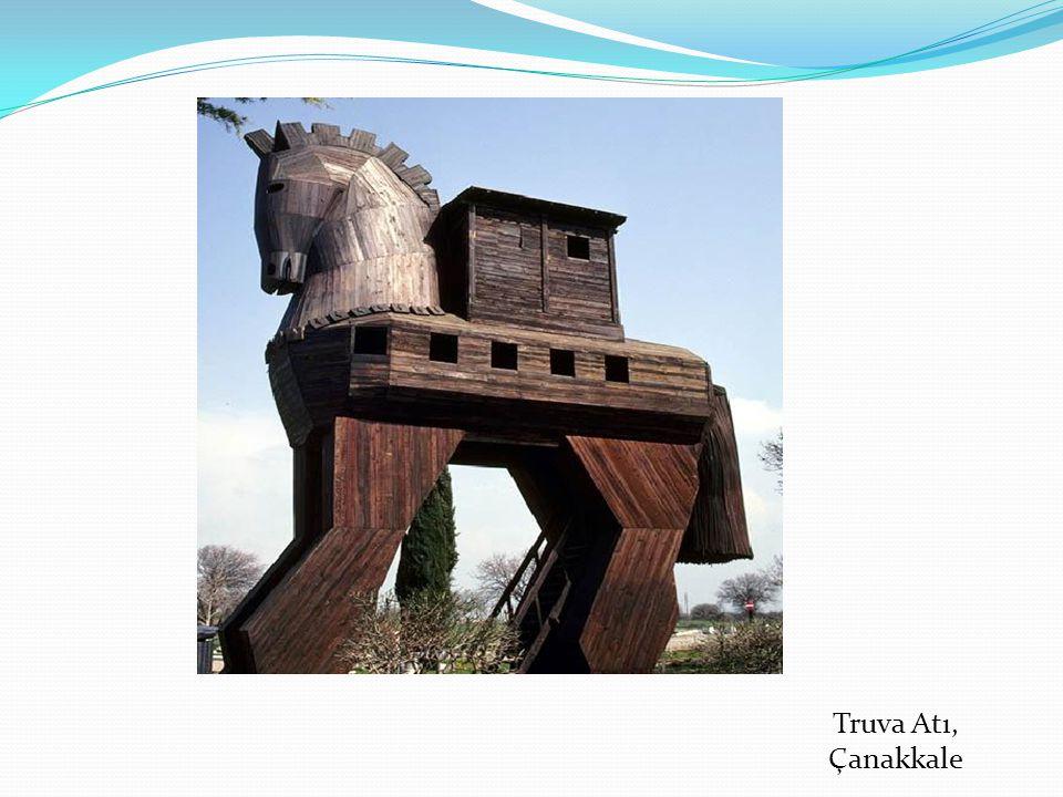 Truva Atı, Çanakkale