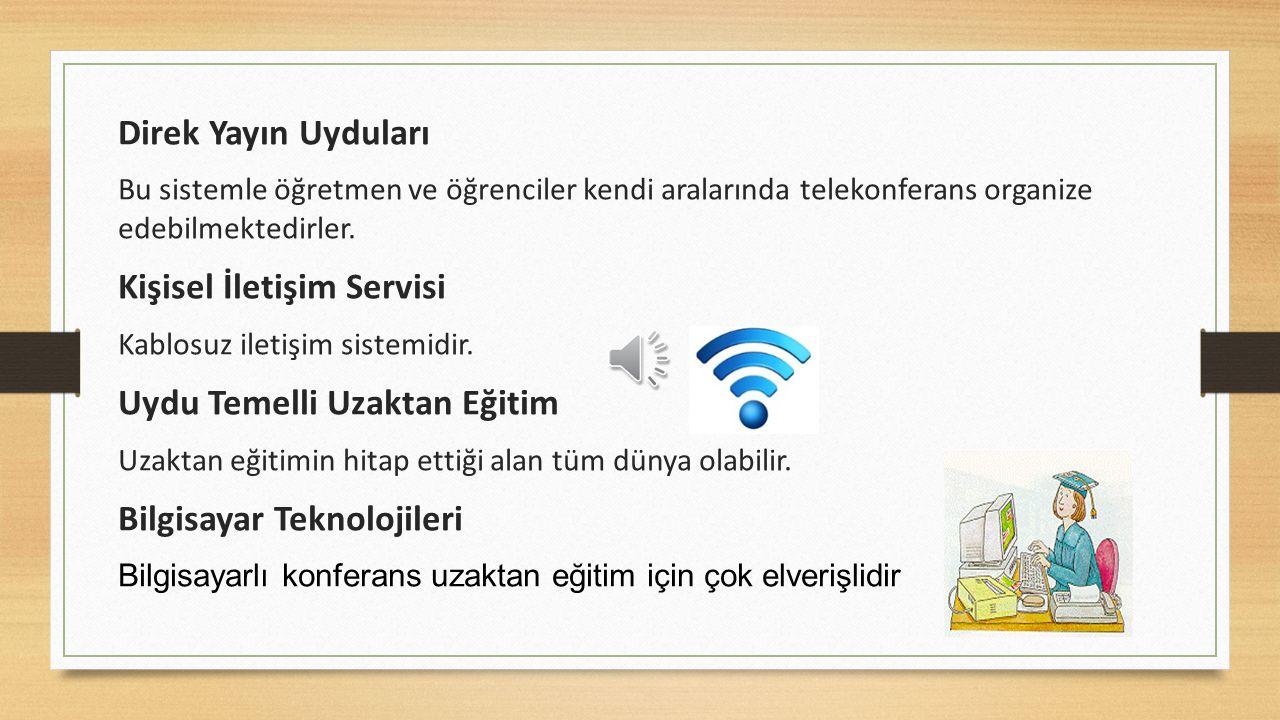 Kişisel İletişim Servisi