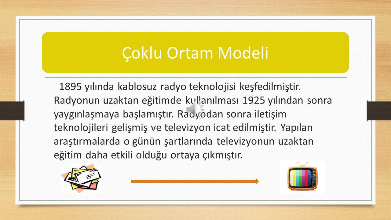 Çoklu Ortam Modeli