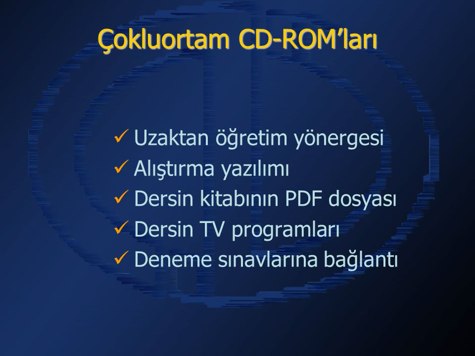 Çokluortam CD-ROM'ları
