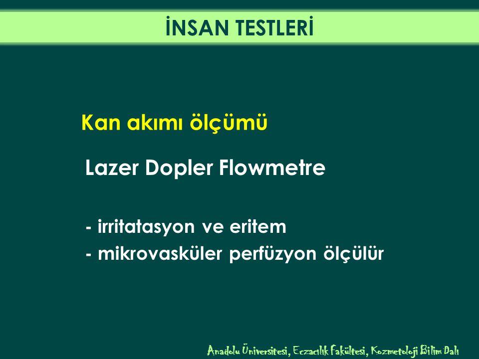 Lazer Dopler Flowmetre