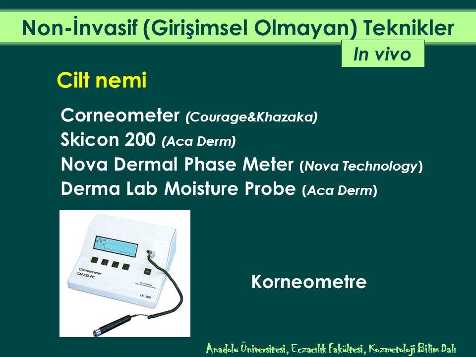 Non-İnvasif (Girişimsel Olmayan) Teknikler