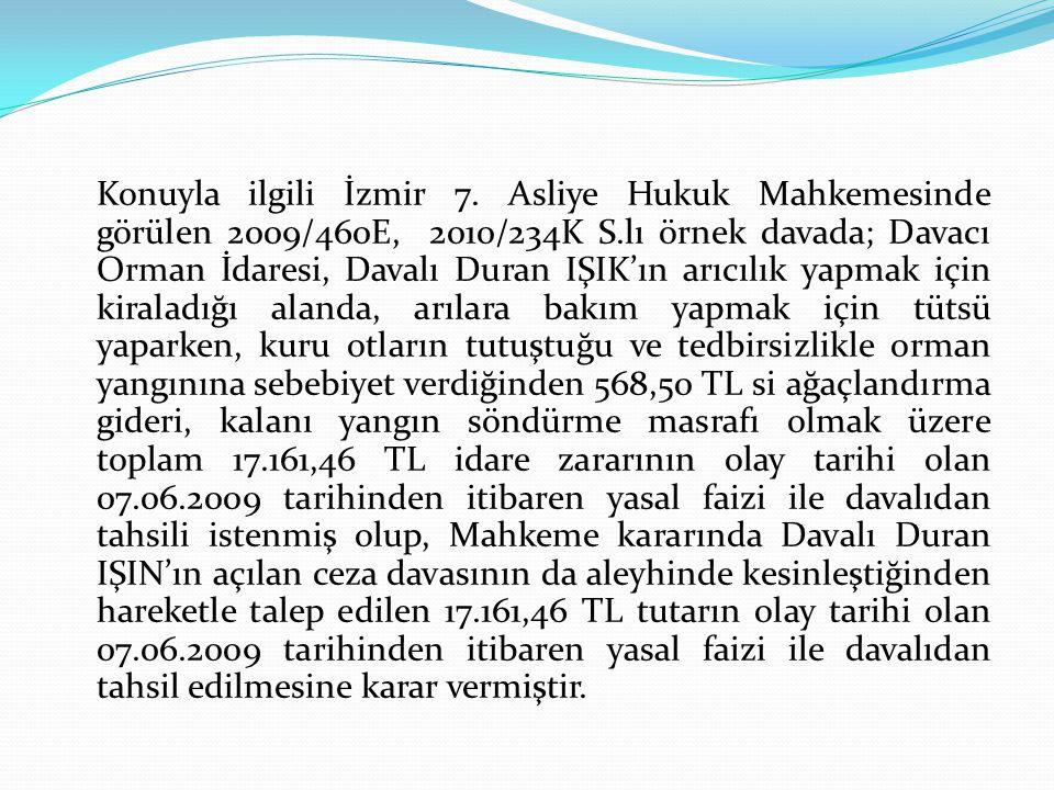 Konuyla ilgili İzmir 7.
