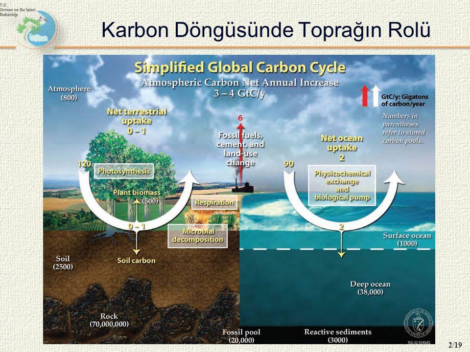 Karbon Döngüsünde Toprağın Rolü
