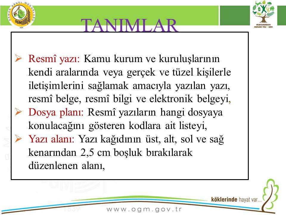 Kurumsal Kimlik 16/12/2010. TANIMLAR.