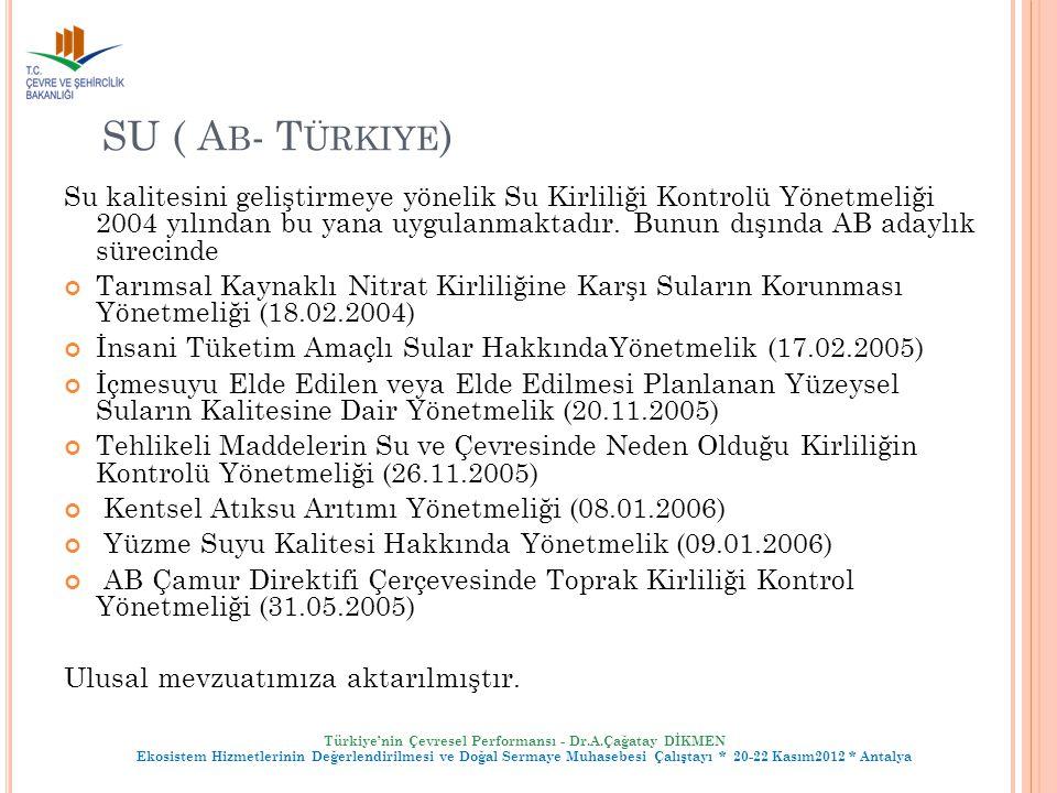 SU ( Ab- Türkiye)