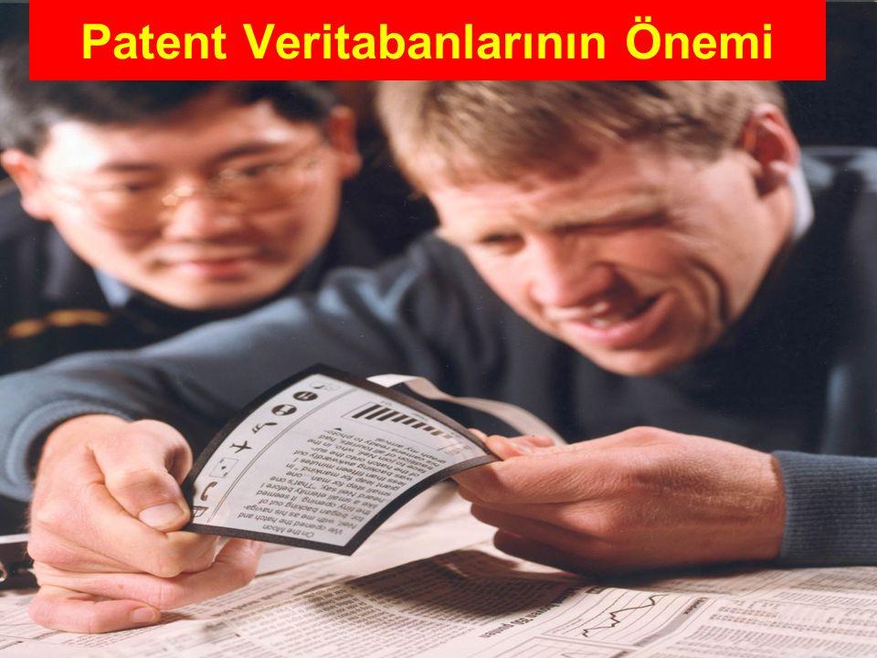 Patent Veritabanlarının Önemi