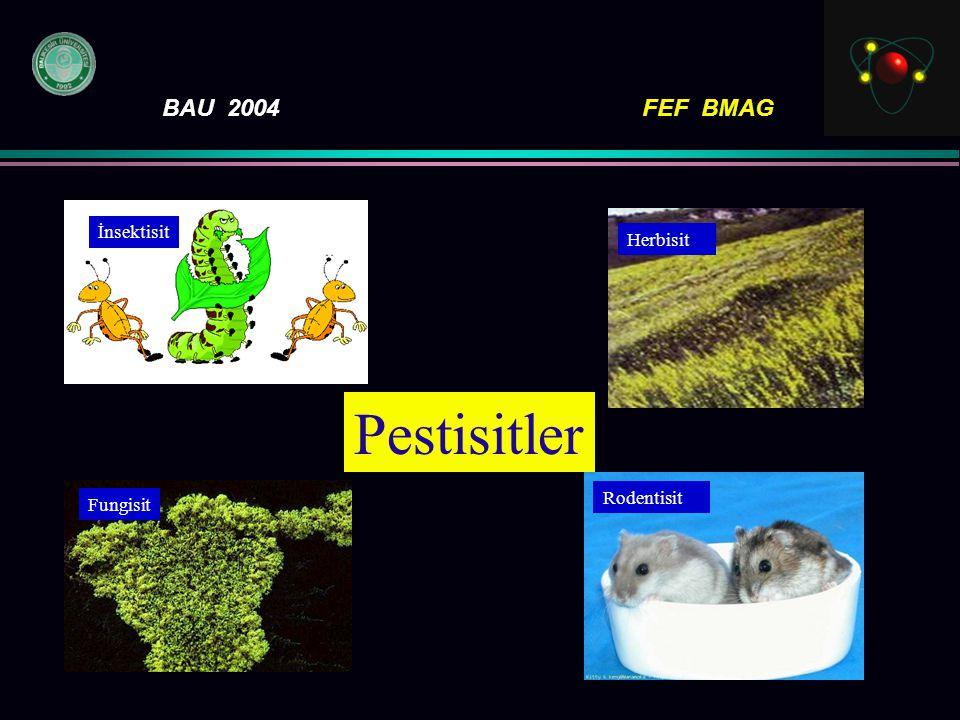 İnsektisit Herbisit Pestisitler Rodentisit Fungisit