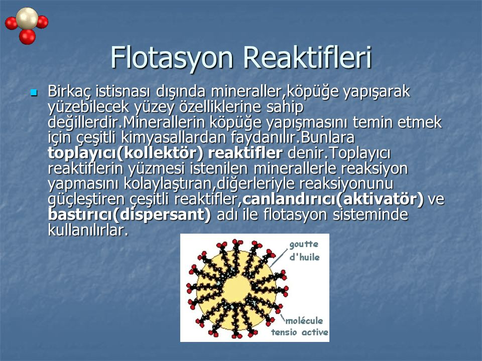 Flotasyon Reaktifleri