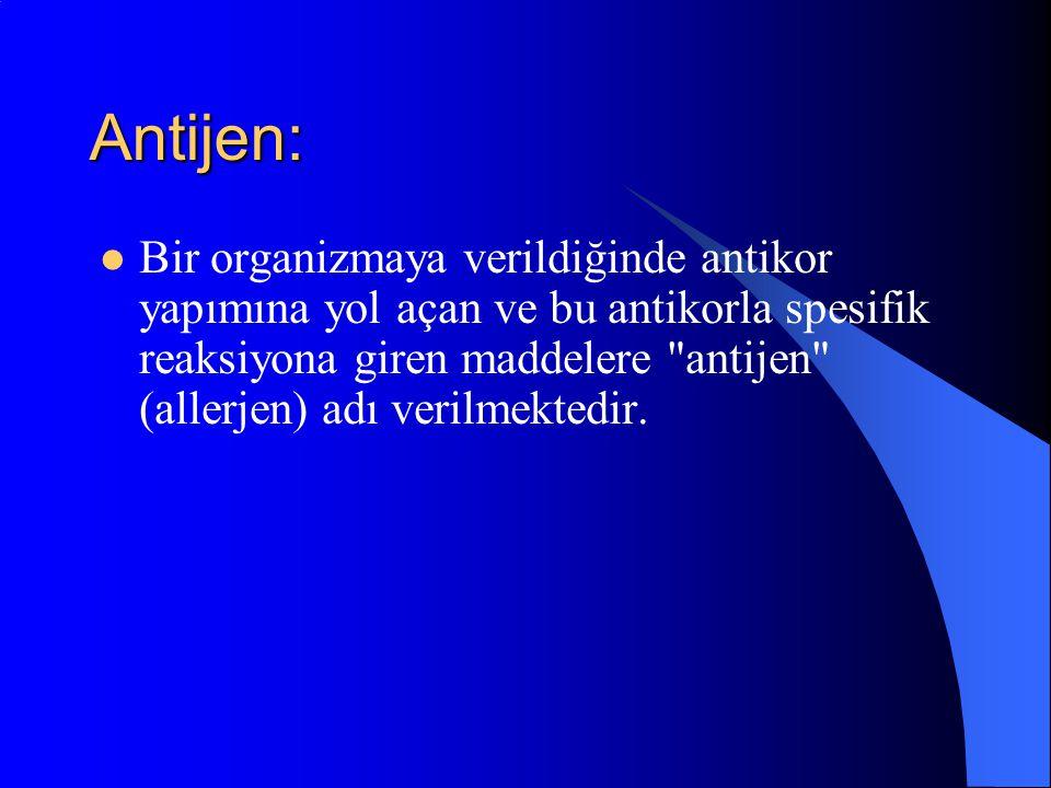 Antijen: