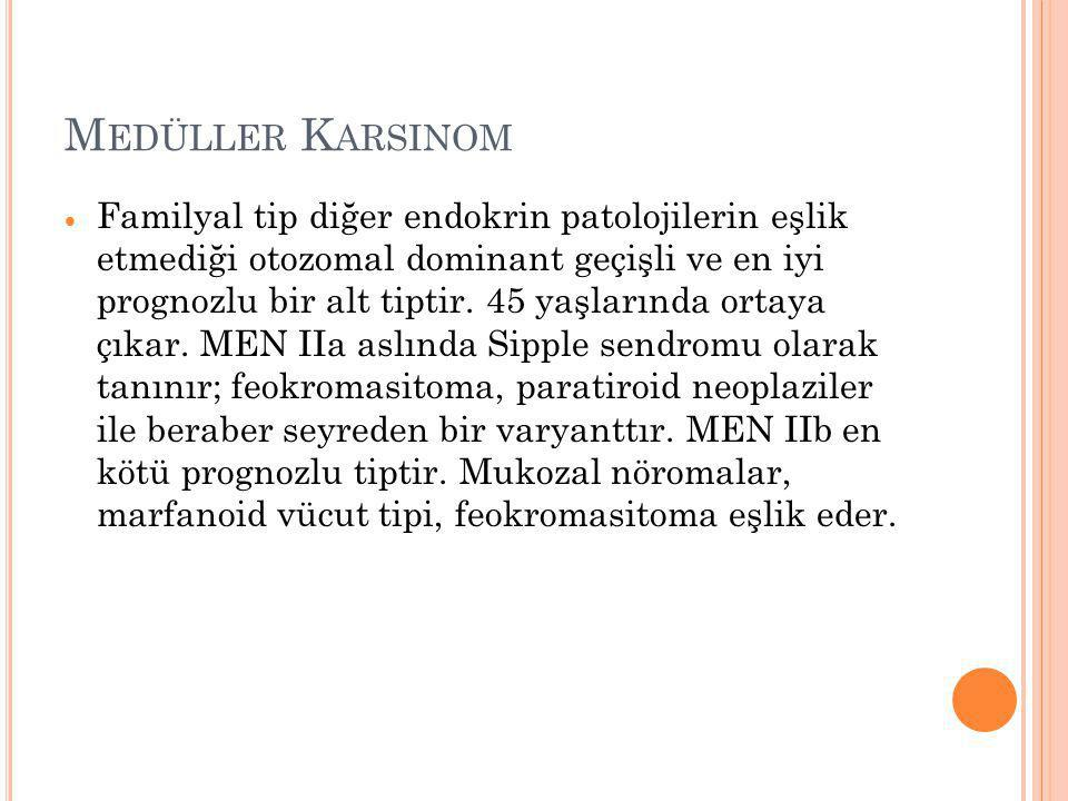 Medüller Karsinom