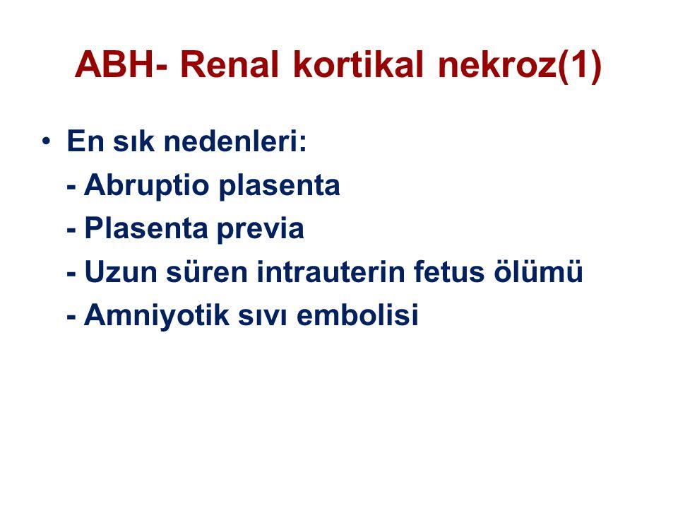 ABH- Renal kortikal nekroz(1)