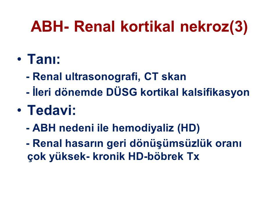 ABH- Renal kortikal nekroz(3)
