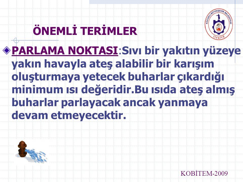 ÖNEMLİ TERİMLER