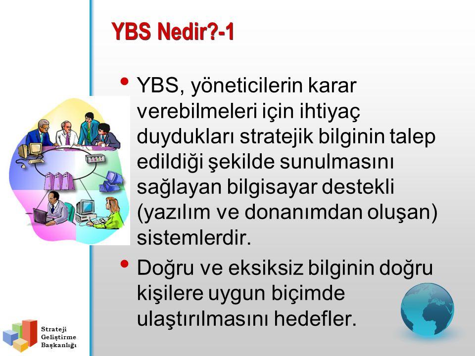 YBS Nedir -1