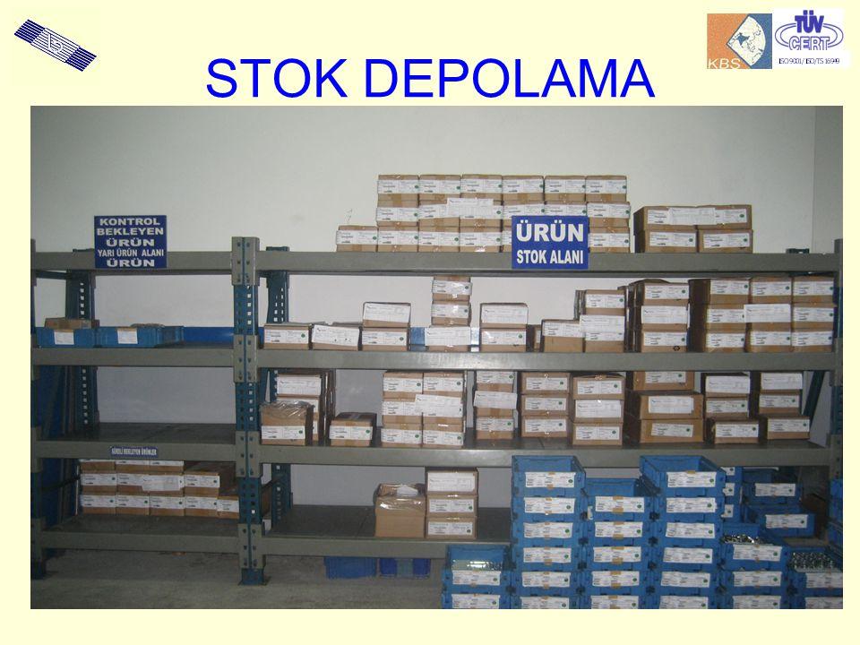 STOK DEPOLAMA
