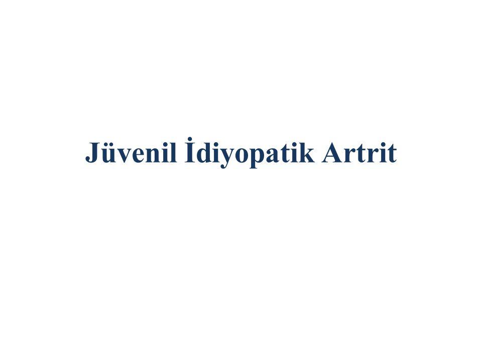 Jüvenil İdiyopatik Artrit