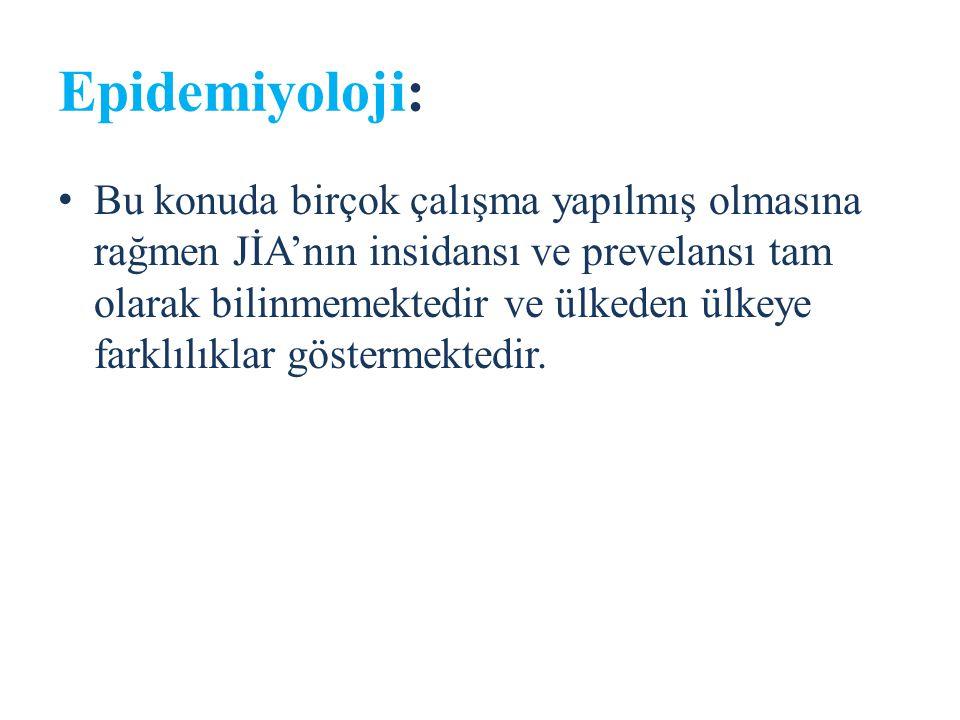 Epidemiyoloji: