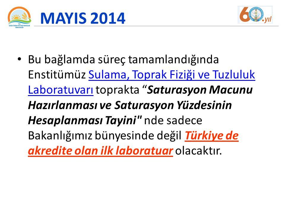 MAYIS 2014