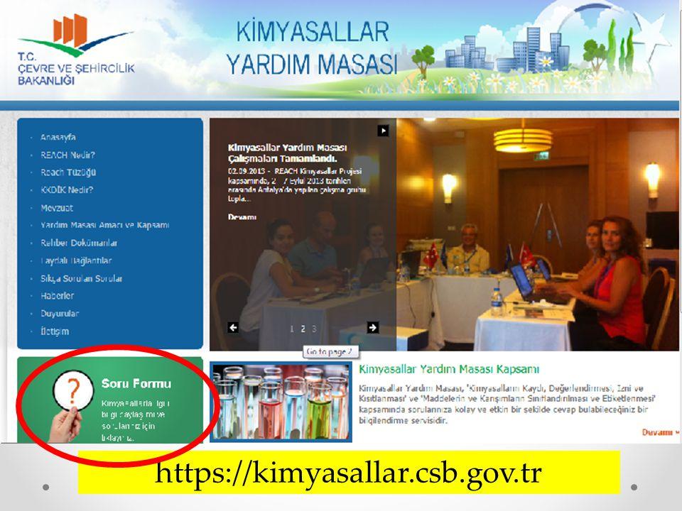https://kimyasallar.csb.gov.tr