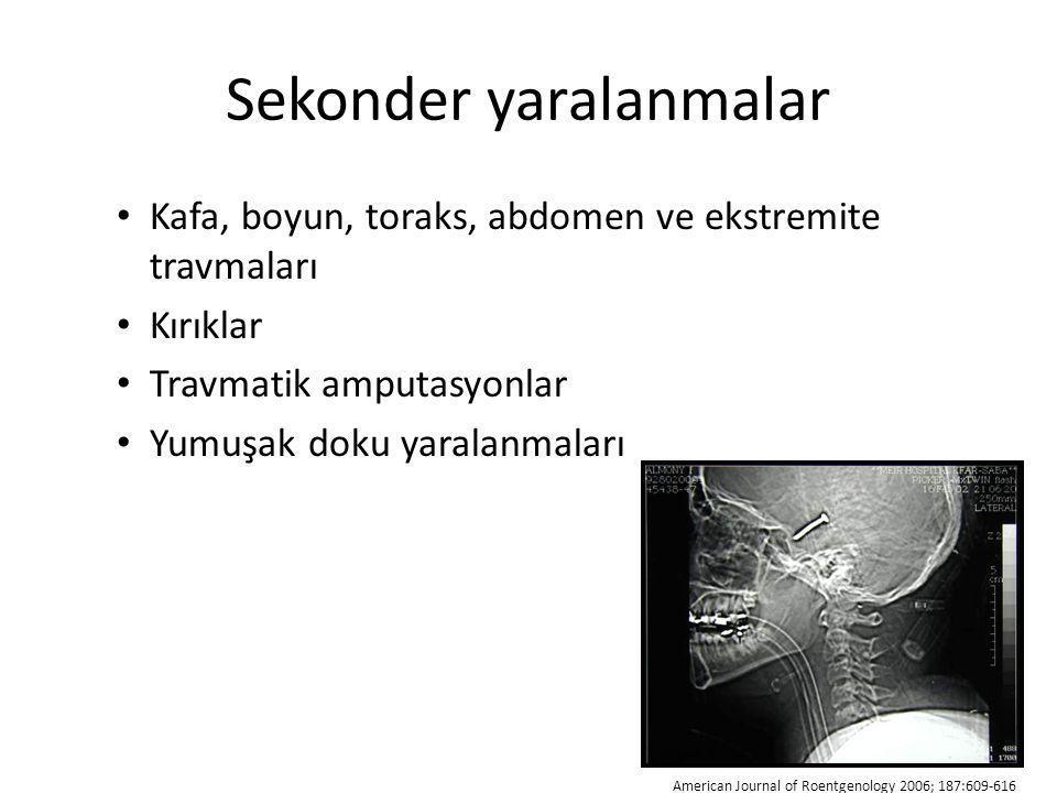 Sekonder yaralanmalar