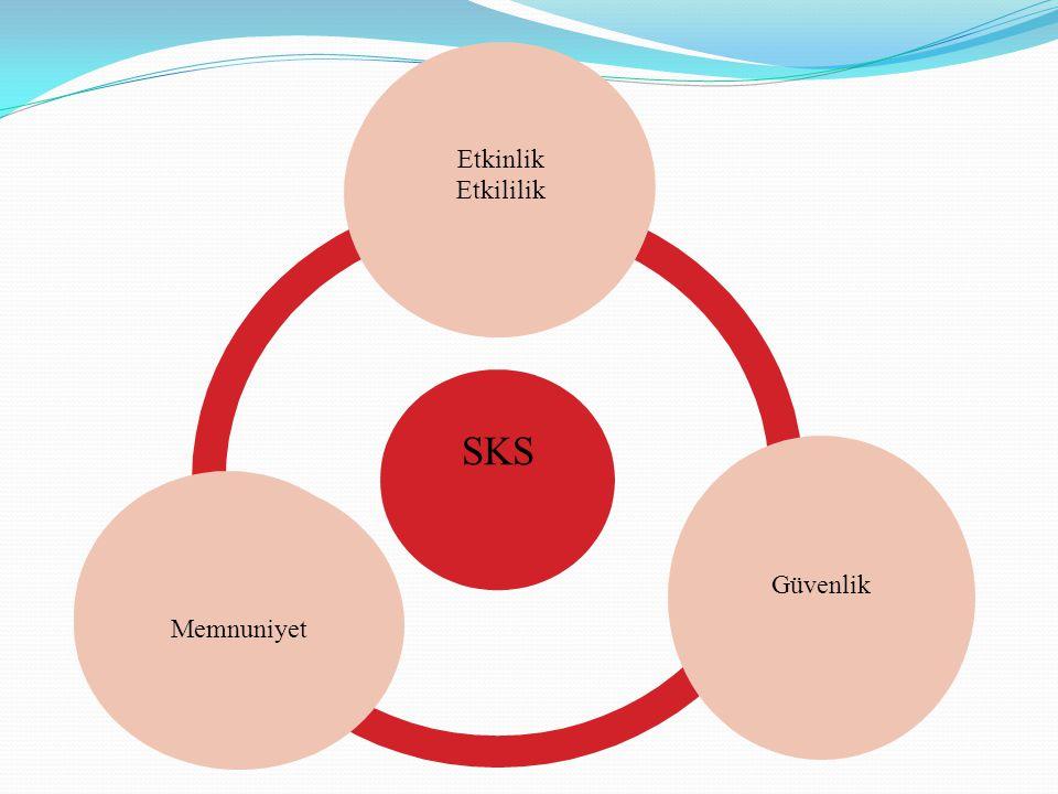 SKS Güvenlik Etkinlik Etkililik Memnuniyet