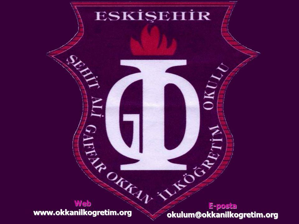 Web www.okkanilkogretim.org E-posta okulum@okkanilkogretim.org