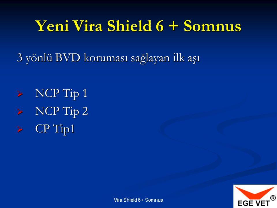 Yeni Vira Shield 6 + Somnus