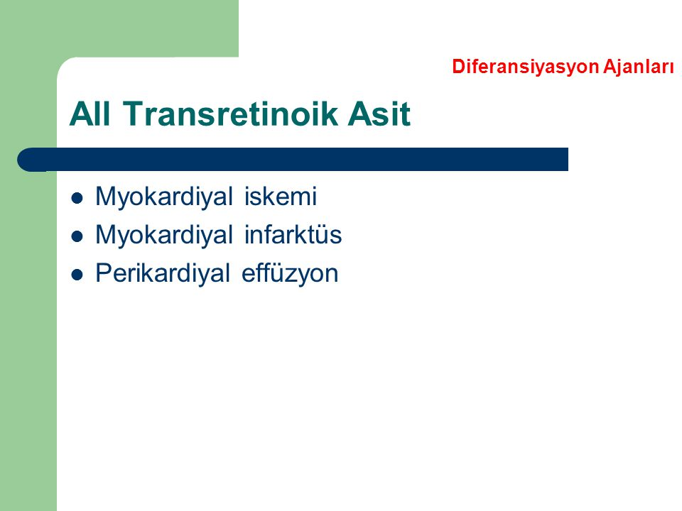 All Transretinoik Asit