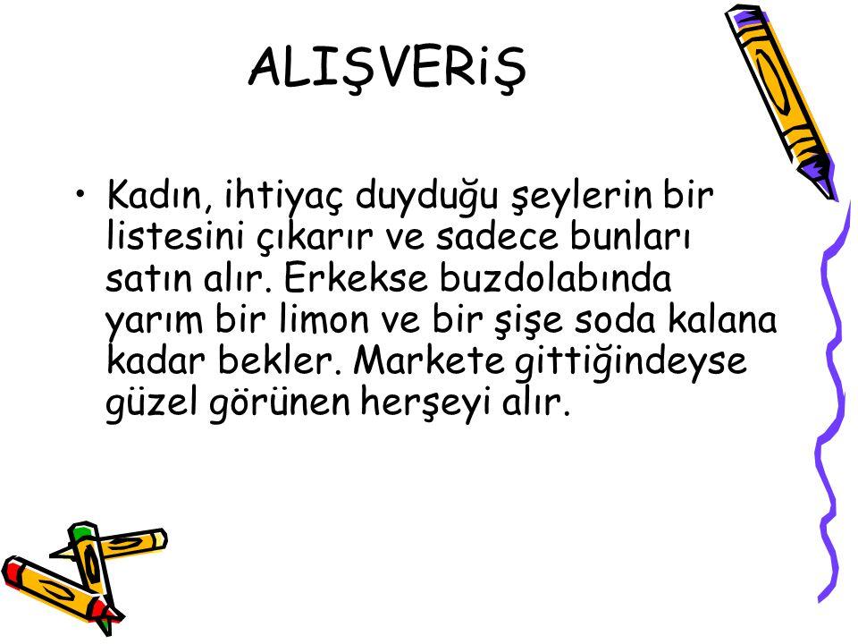 ALIŞVERiŞ