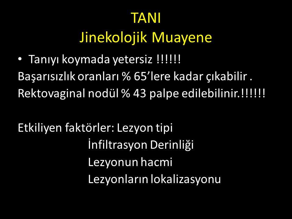 TANI Jinekolojik Muayene