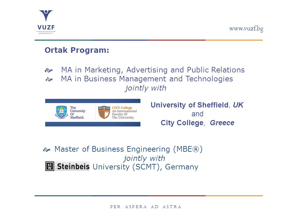  MA in Marketing, Advertising and Public Relations