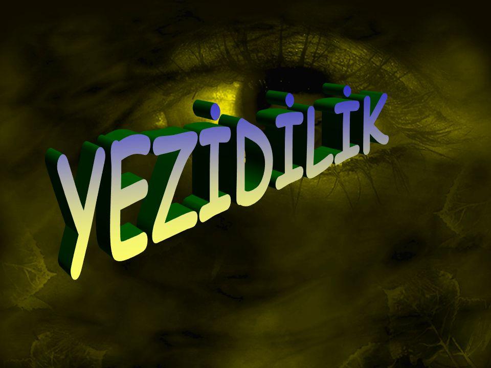 YEZİDİLİK