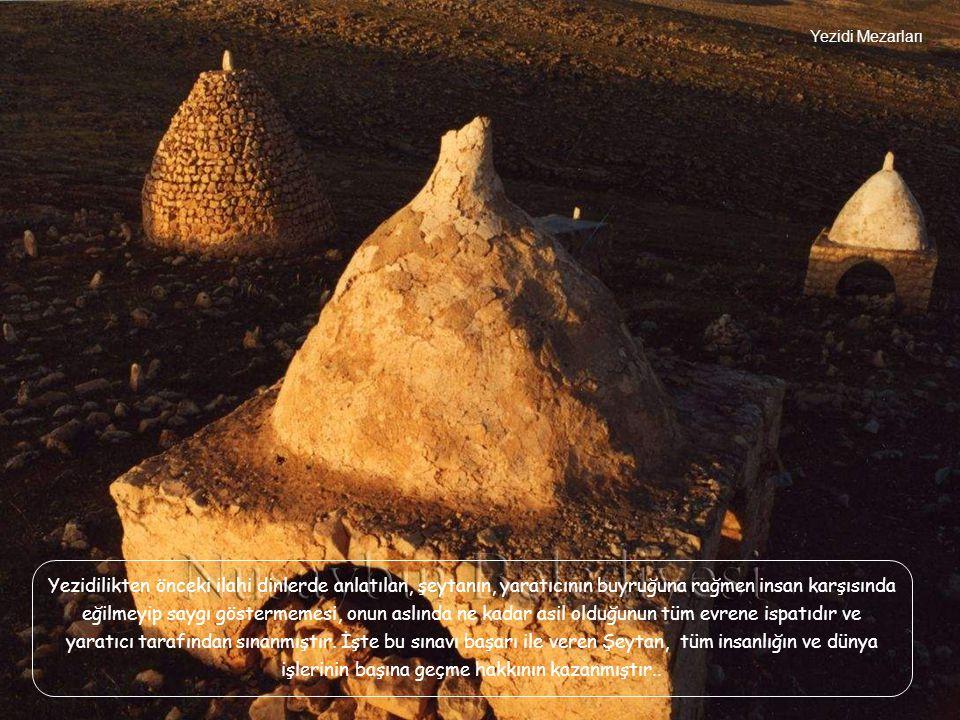 Yezidi Mezarları