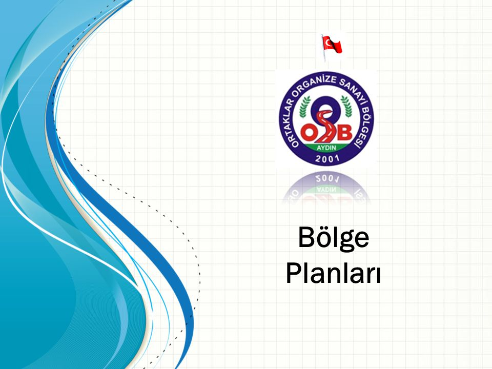 Bölge Planları Sections
