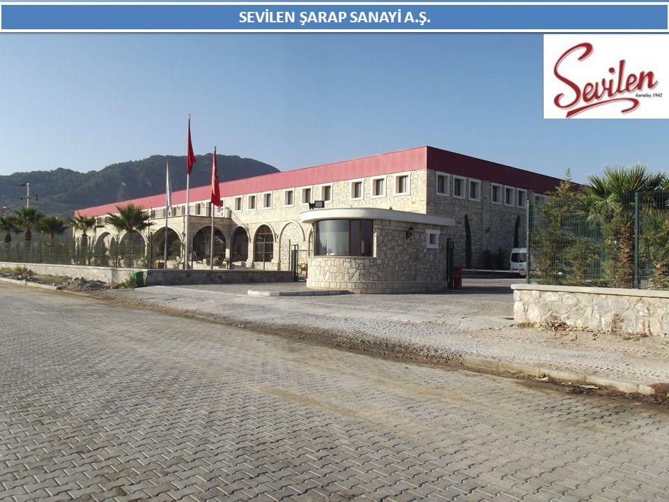 SEVİLEN ŞARAP SANAYİ A.Ş.