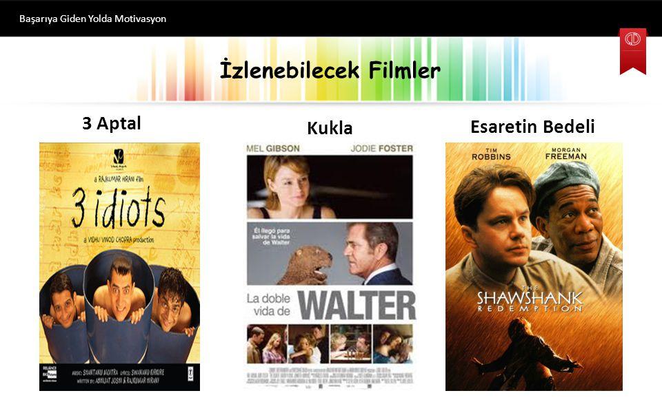 İzlenebilecek Filmler
